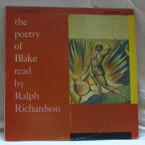 Poetry of Blake