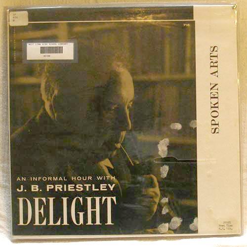 JB Priestley